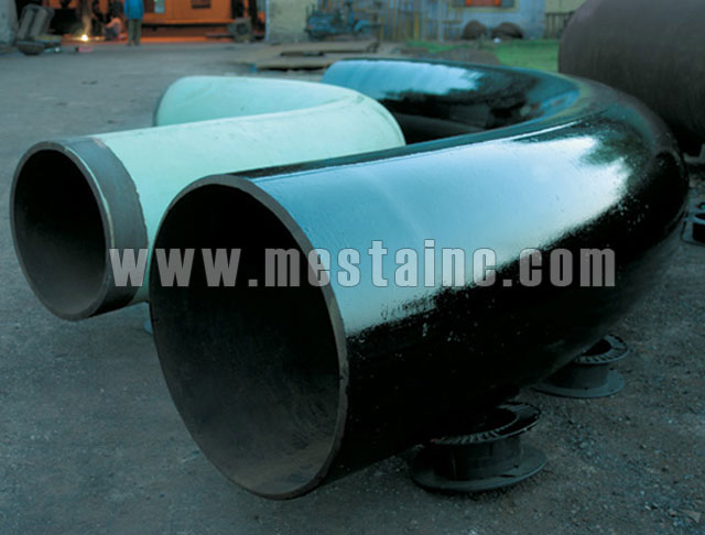 Coated Bends / Coating Pipe Bends